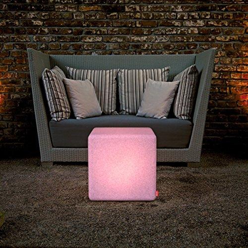Moree Cube Granite extérieur LED