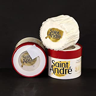 St. Andre Triple Cream Cheese Cylinder, 7 oz., Pack of 6