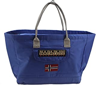 Bolso de tela de poliéster para mujer azul