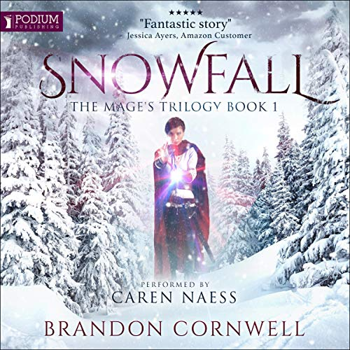 Snowfall: Dynasty of Storms IV Audiobook By Brandon Cornwell cover art