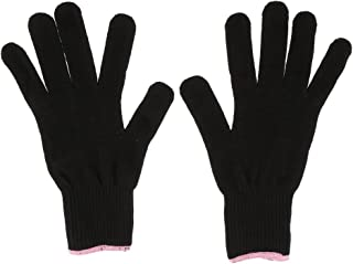 HOMYL 1Pair Heat Resistant Protective Gloves For Hair Styling Curling Flat Iron