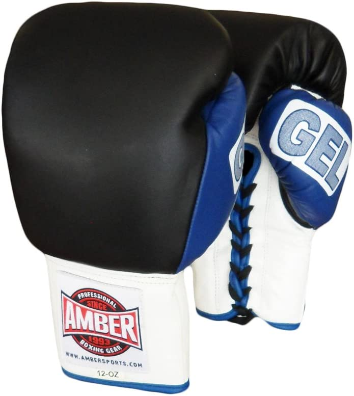 AMBER Fight Gear Gel Laceup mart Bag Heavy Gloves M Al sold out. Boxing
