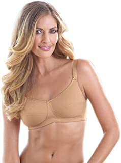 58605e0a0bbce Anita Care Allie Skin Beige Cotton Non-Wired Mastectomy Bra