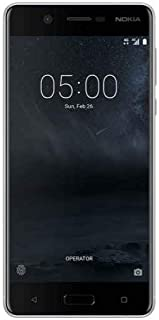 Nokia 5 16GB Android Factory Unlocked 4G/LTE Smartphone - Silver