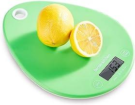 Bonsenkitchen KS8801 Petite balance de cuisine numérique électronique, balance de précision pour cuisine et pâtisserie ave...
