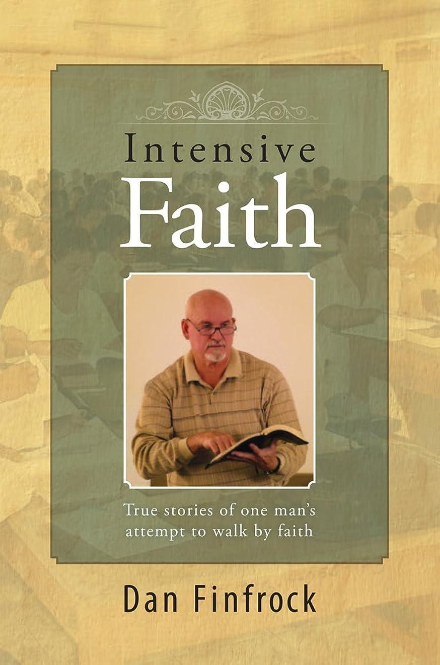 食堂読書をする市民Intensive Faith (English Edition)