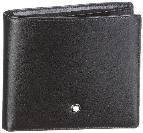 Montblanc MEISTERSTÜCK BRIEFTASCHE No. 07164 7164 Unisex - Erwachsene Portemonnaies, na braun (na)