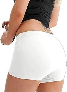 TrendyFashion Ladies Stretch Shorts Womens Hot Pants Sexy Beach Pool Party Wear Club Wear Hot Pants