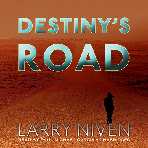 Destiny's Road audiobook cover art