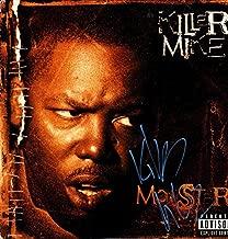Killer Mike Signed Autographed Monster Album Cover UACC RD COA AFTAL