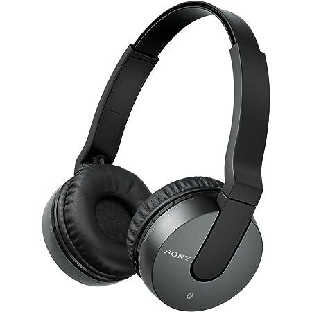 Sony Mdr Zx550bn Bluetooth Kopfhörer Mit Elektronik