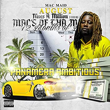 Mac's Of Tha Month August Panamera Ambitious / 12 Months of Mac'n (Mac Maid Edition)