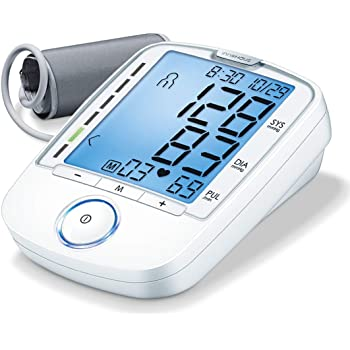 innoHaus ABM47 Upper Arm Easy to Use, Fully Automatic, Blood Pressure Monitor