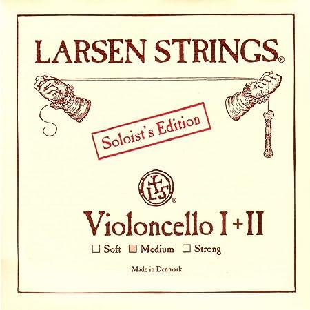 Cello Saite 4//4 Satz weich Thomastik Spirocore S31 w