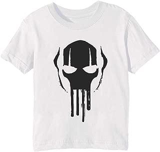 Erido Junior Bowser Jr Enfants Unisexe Gar/çon Filles T-Shirt Cou D/équipage Blanc Coton Manches Courtes Toutes Les Tailles Kids Boys Girls White