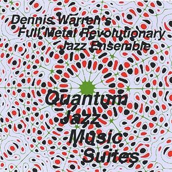 Quantum Jazz Music Suites