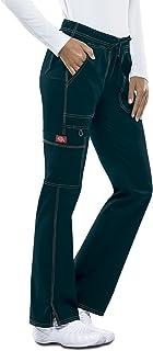 Women's Low Rise Straight Leg Drawstring Pant