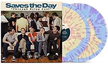 Through Being Cool - Exclusive Limited Edition Opaque Blue & Yellow Mixed Splatter Vinyl LP #/500