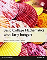 Basic College Maths with Early Integers, Global Edition, 3rd Edition Front Cover