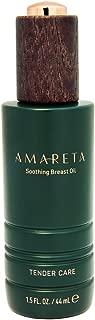 Tender Care Organic Nipple Oil - Soothing Comfort During Breastfeeding, Nursing & Hormonal Cycles. Natural & Organic, Almond & Primrose Oils. EWG Verified, Pregnancy Safe Nipplecream (1.5 oz)