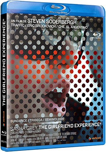 The Girlfriend Experience (Blu-Ray) (Import) (2014) Sasha Grey; Chris Santos