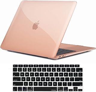 ProCase MacBook Air 13 Inch Case 2020 2019 2018 Release A2337 M1 A2179 A1932, Hard Case Shell Cover for MacBook Air 13-inc...