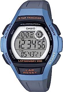 Casio LWS-2000H-2AVDF Resin Digital Sports Watch for Boys - Blue