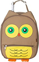 Kids Childrens Lunch Box - Cartoon-Styled Lunch Solution Offers Durable, Leak-Proof, On-the-Go Meal and Snack Packing Owl(9