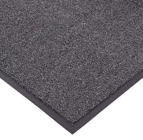 Notrax - T37S0046CH T37 Atlantic Olefin Entrance Mat, for Home or Office, 4' X 6' Gun Metal