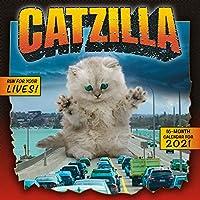 Catzilla 2021 Calendar