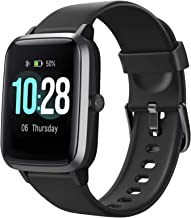 ANBES Health and Fitness Smartwatch with Heart Rate Monitor, Smart Watch for Home Fitness Tracking, Yoga, Exercise Bike, T...