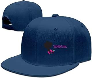 Beetful Team Natural Plain Adjustable Snapback Hats Caps