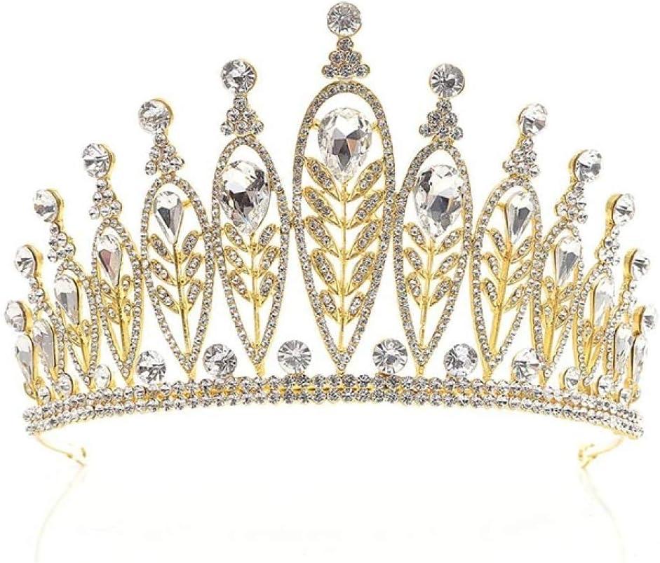 FMOGG New Wedding Crown Crystal Bridal Nippon regular Tucson Mall agency Rhinestone T Tiaras