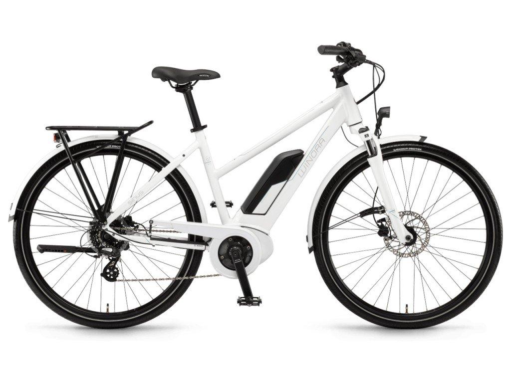 Unbekannt Winora Sinus Tria 7eco 400 WH Bosch bicicleta eléctrica ...