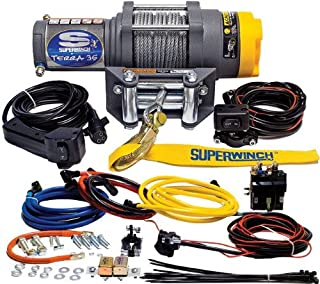 12 Volt Winches | Amazon com