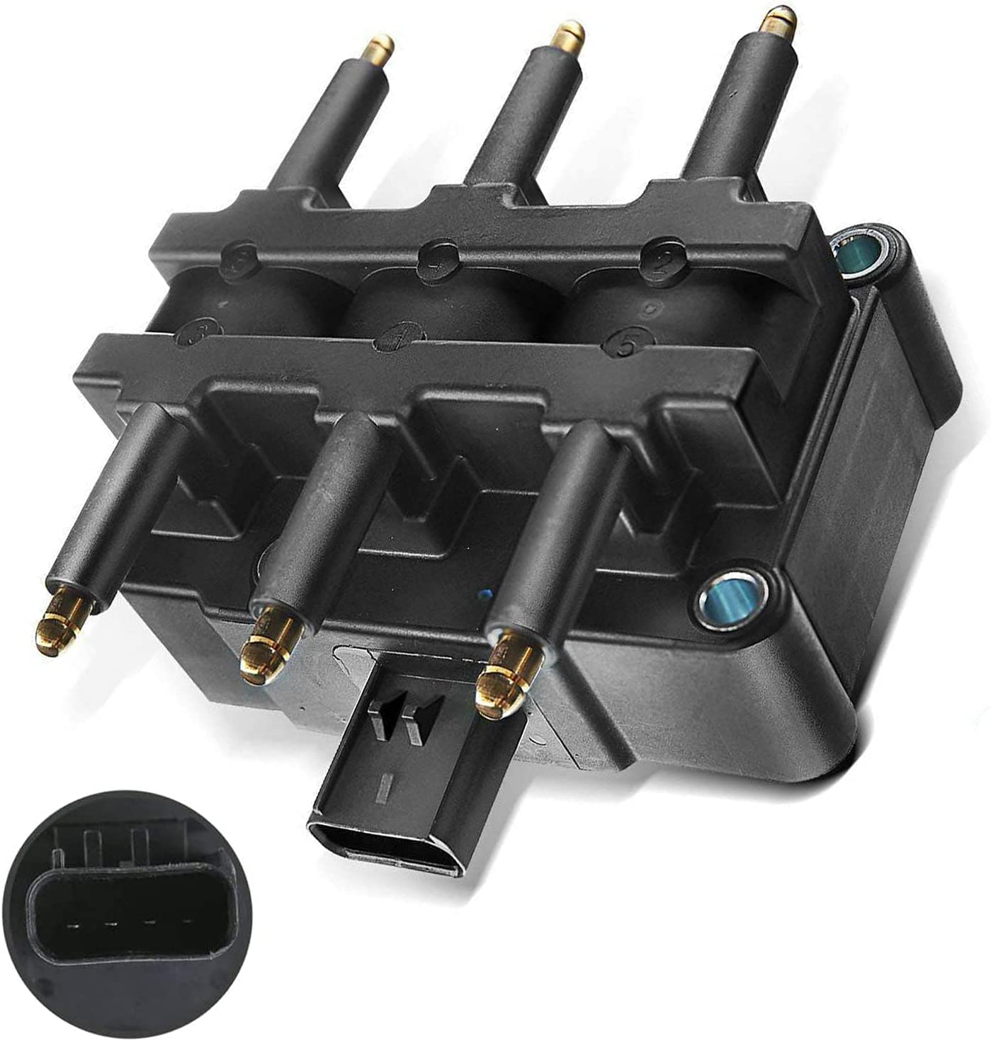 It is very popular Ignition Coil outlet Replacement for Jeep Caravan Dodge Volksw Wrangler