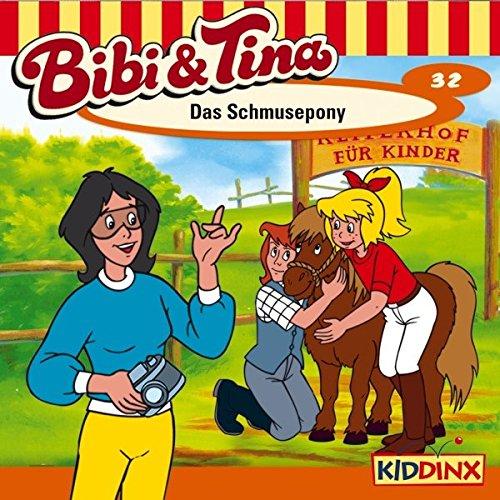 Das Schmusepony audiobook cover art