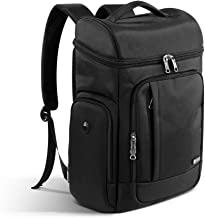 I Love Black Stripes Dachshunds Personality 17 Inch College School Computer Bag Laptop Backpack with USB Charging Port for Women Men College Student Travel Outdoor Camping Daypack
