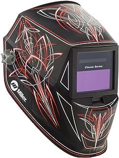 Welding Helmet, Auto-Darkening Type, Nylon