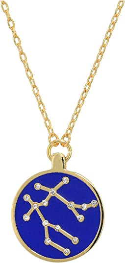 Gemini Pendant Necklace