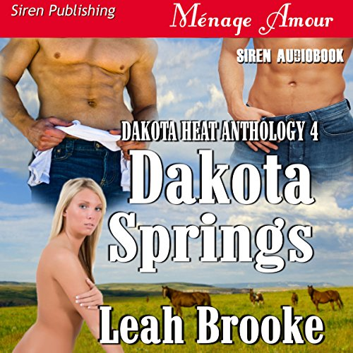 Dakota Springs audiobook cover art