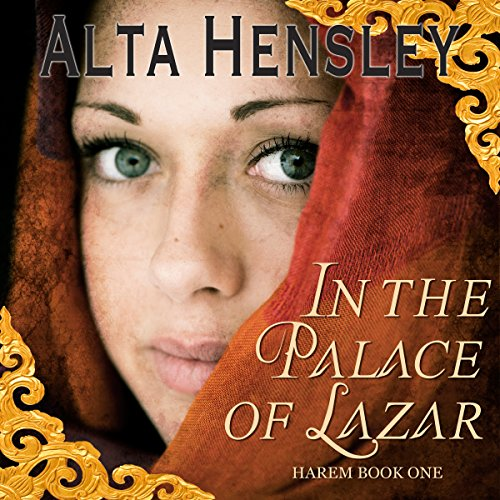In the Palace of Lazar audiobook cover art