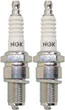 NGK Spark Plug Bpmr7a for Stihl, Husqvarna, Poulan Power Equipment, and More (Sold in Pair) (1)