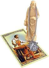 St. Joseph Statue Home Seller Kit Prayer Card Medal