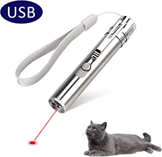 JJYPet Cat Toy,3 in 1 Cat Chaser Toy,Interactive Cat Dog Training Tool
