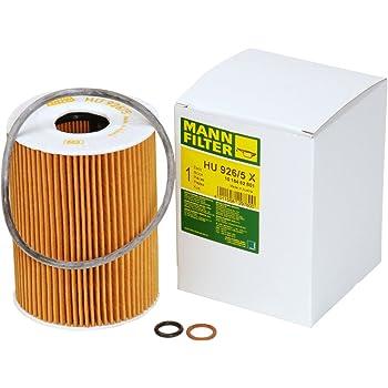 MAHLE Original OX254DECO Oil Filter OX254D2ECO