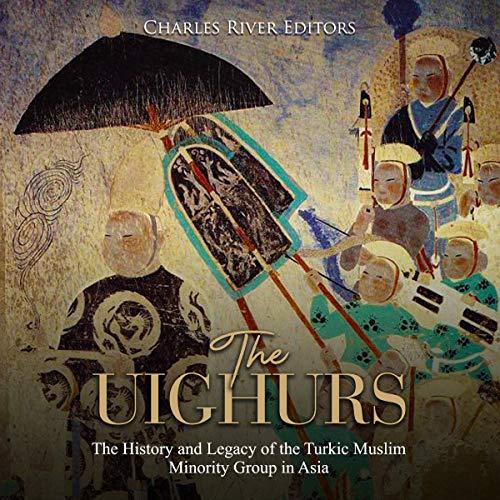 The Uighurs audiobook cover art