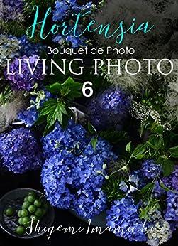 [今道 しげみ]のLIVING PHOTO 6 Hortensia: Bouquet de Photo (LIVING PHOTO associates)