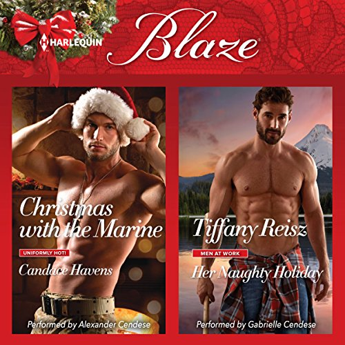 Christmas with the Marine & Her Naughty Holiday cover art