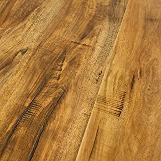 Feather Step Deep River Oak 12.3mm Laminate Flooring B868 SAMPLE